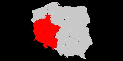 Polska Południowo-Zachodnia